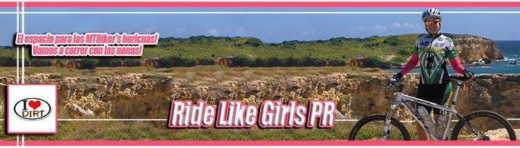 Ride Like Girls PR