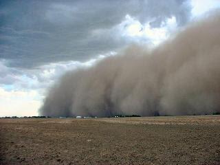 2004 Kansas Dust Storm