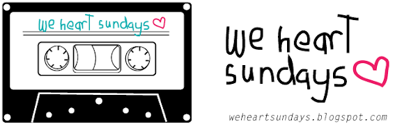 We Heart Sundays
