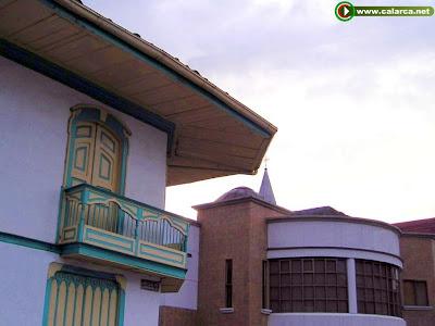 Contraste arquitectónico