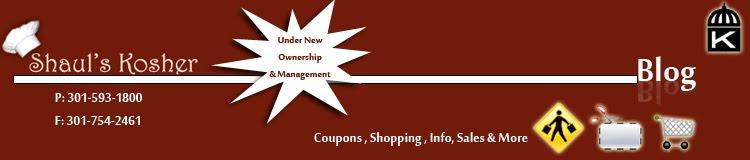 Shaul's Kosher Market Blog