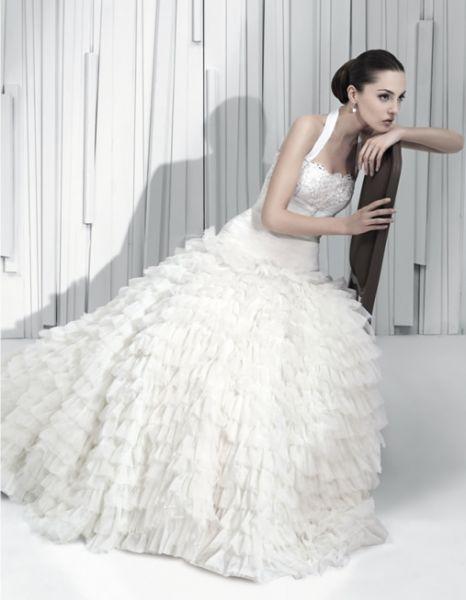 Evolucion del vestido de novia