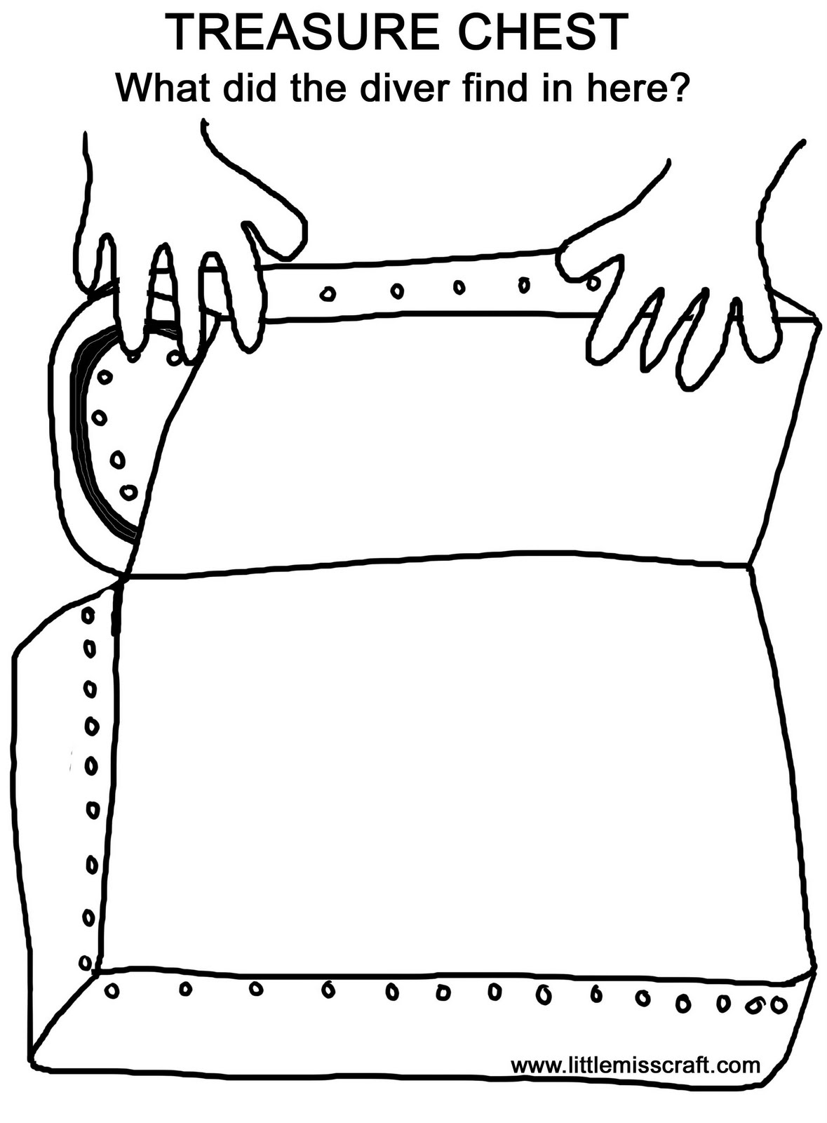Johnny juice for Treasure coloring pages