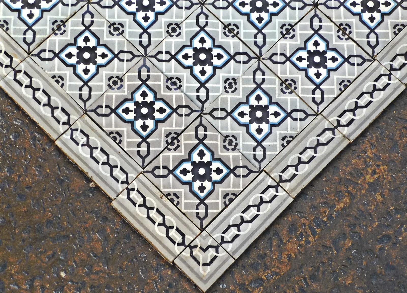 Mat riaux anciens architectural antiques le carrelage for Carrelage ancien