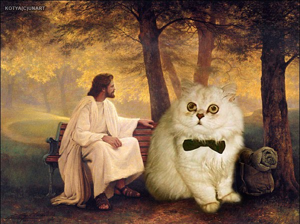 [Image: jesus-and-a-big-cat.jpg]