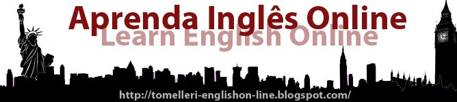 Inglês particular e em grupos/Learn or just improve your English now!