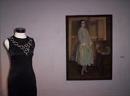 """Exposición en el Museo de Bellas Artes """"Juan Ramón Vidal"""". Octubre 2010."""