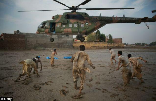 pakistan pakistan flud is bigger than tsunami un