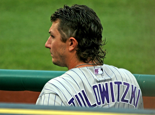 Troy Tulowitzky- 2 Votes
