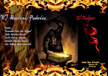 "VI RECITAL POÉTICO ""El Fulgor"""