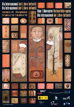 DÍA INTERNACIONAL DEL LIBRO INFANTIL 2 de abril 2011