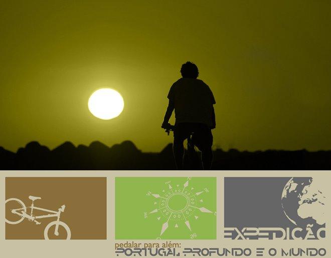 pedalar para além: PORTUGAL PROFUNDO E O MUNDO