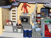 My Iron Man Hall of Armors