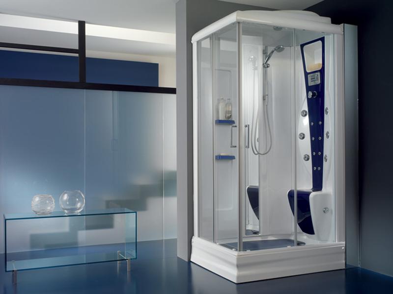 Docce idromassaggio e vasche idromassaggio: L'apoteosi dell'all-in-one: la ca...
