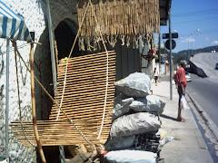 Minha Lojinha de Carvão e Artesanato de Bambú.