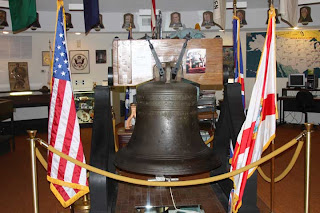 Liberty Bell Museum has a bell replica