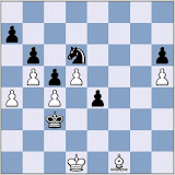 Martin Seeber vs Roger Coathup Chess