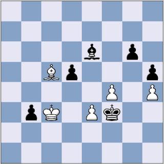 Alexander Kotov vs. Mikhail Botvinnik Moscow 1995