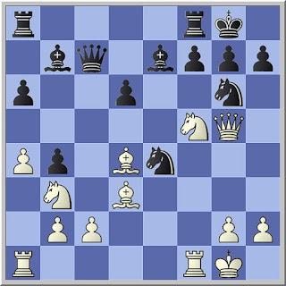 Boris Spassky v Marszalek, Chess 1958