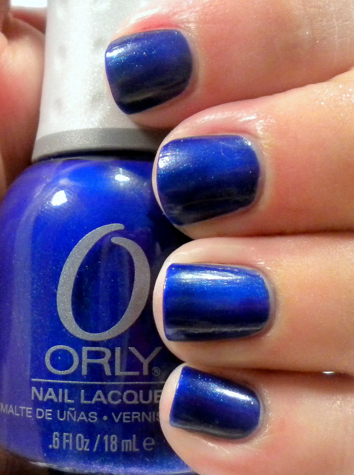 Nail Polish Addiction Anonymous: Orly Royal Navy