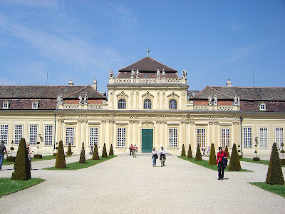 Lower Belvedere