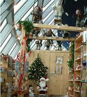 Perlan Christmas Shop
