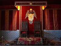 Alcazar of Segovia Throne Room