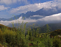 Sapa Mountains