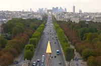 Champs-Elysees vue de la Concorde