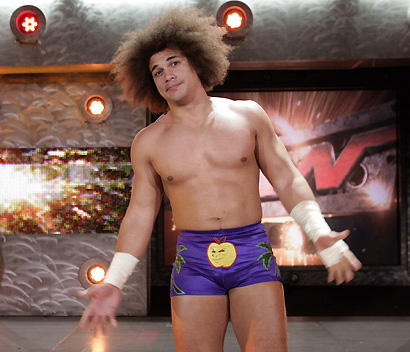 Survivor Series Carlito_wwe