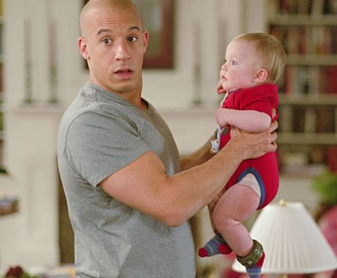 pictures of vin diesel with hair. vin diesel fast and furious 1