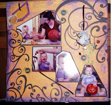 Using Eyelets, Stickers & Stamps