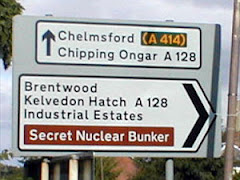 to the SECRET bunker......