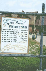 redneck weather report