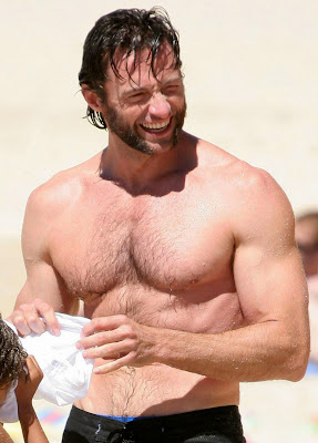 ... star Hugh Jackman says he and his best friend used to frequent the gay ...