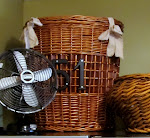Make a French Style Storage Basket