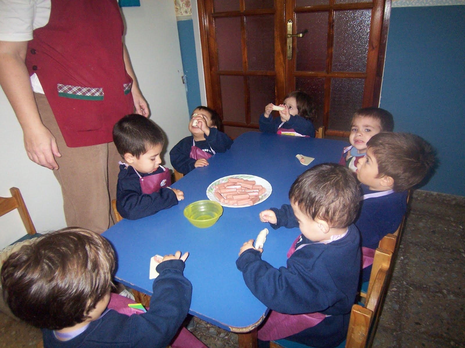 Jard n materno infantil tweety taller de cocina for Jardin infantil serrano 78