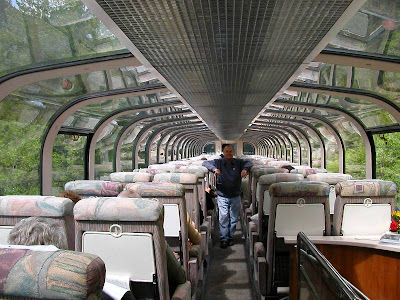 Art and architecture mainly rocky mountaineer train for Trans siberian railway cabins
