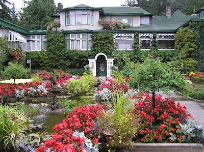 Art And Architecture Mainly Canada 39 S Most Spectacular Gardens Vancouver Island