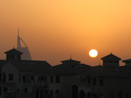 Sunrise in Arabia