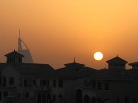 Sunrise in Arabia