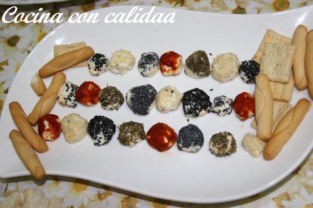 Cocina con calidad trufas de queso - Cocinas de calidad ...