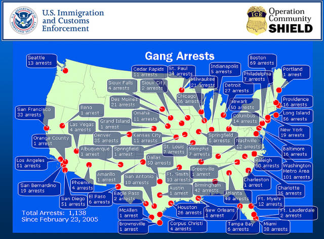 ms13arrests5hm Illegal Alien Resident Population
