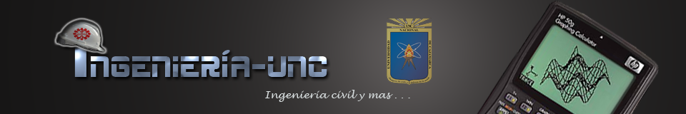 INGENIERIA UNC | Informacin sobre ingeniera