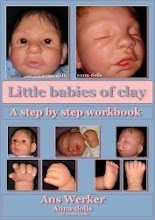 "-----SALE - SALE - SALE--- EBOOK ""LITTLE BABIES OF CLAY"" ===only 5,00 Euros!=== No shippingcosts---"