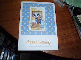 hubbys birthday card