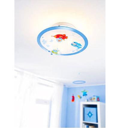 Ni o en casa lamparas para las habitaciones infantiles - Lamparas habitaciones infantiles ...