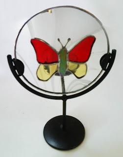 Cristalino diseños con vidrio