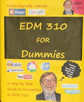 book cover for edm310 for dummies