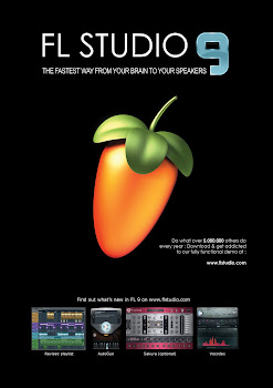 FL Studio 9 (Music Producer)
